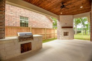 Outdoor Kitchens #005 by Paradise Oasis Pools