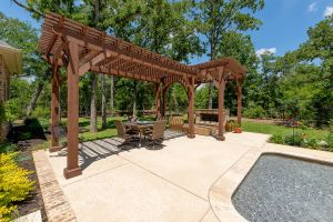 Pergolas #005 by Paradise Oasis Pools